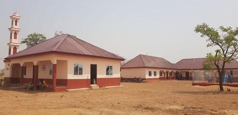 Masjid and School