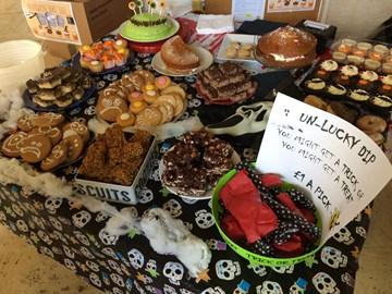 Hallowe'en Cake Sale!!!