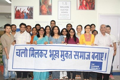 Celebrating WHD in India
