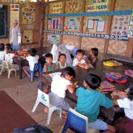 Oxfam Unwrapped Classroom £1700