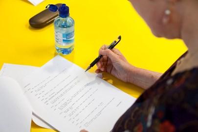 Writing Benchmark