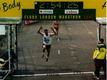 London Marathon 1997