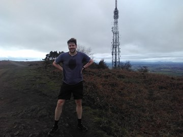 Training up the freakin Wrekin (15 mile run)