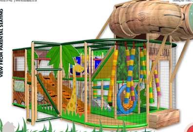 Soft Play design we are working with