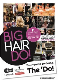 The Big Hair Do 20th June 2018