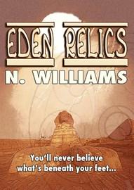 Eden Relics - Author royalties to charity.
