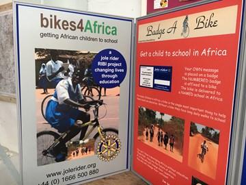 Bikes4Africa