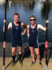 Two fine Rowers