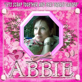 scrap together and beat Breast Cancer