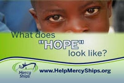 What hope looks like