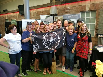 Lovely peakers at the Scotcon event in Edinburgh - September 2016