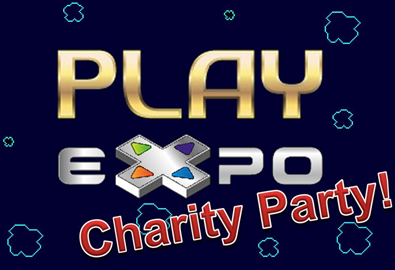 Play Expo Charity Party!
