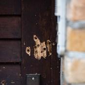 Halle Synagogue Door mentioned