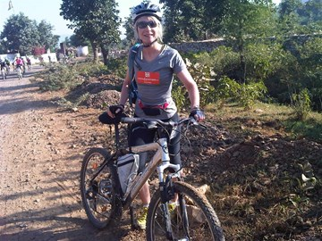 Helen Watson - India 2012