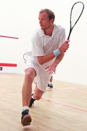 South Africa's No 1: Steve Coppinger