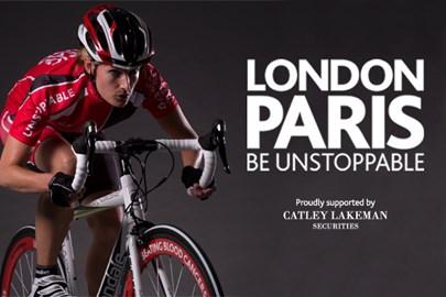 London | Paris: Be Unstoppable