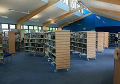 Elm Park Library - one of 10 libraries!
