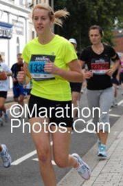 Runnning the Bristol Half Marathon