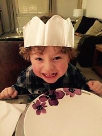 Our little King Arthur x