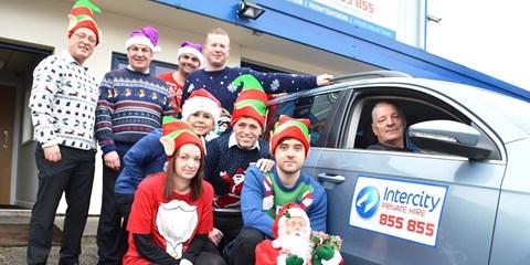 Intercity Team get set for Christmas!