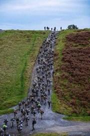 One of the many mega hills @ Para 10
