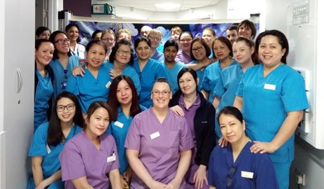 Endoscopy Staff