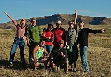 Team Mongolia!