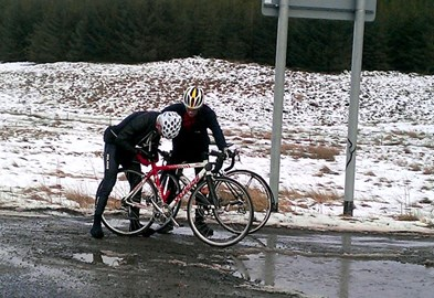 winter training