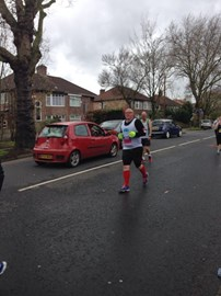 Still going at 23 miles...nearly finished