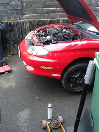 Lightning McQueen Maintained by Adam & George :)