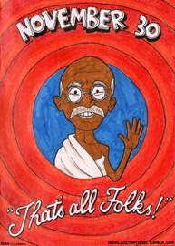 Day 30: Gandhi