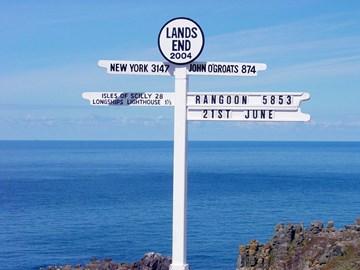 Destination Lands End
