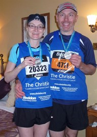 Complete with our finishers medals :-)
