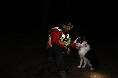 Search Dog, Dyno