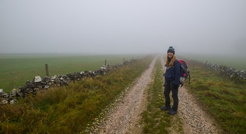 Training + planning day for the hike in the Peak District