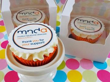 MND Cupcakes