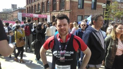 Leeds Half Marathon - Sunday 14th May 2017