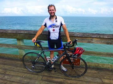 Just cycled 3,000 miles across the US