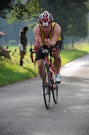 Tatton Triathlon Cycle Stage ~ 2011