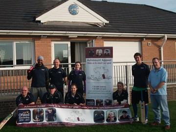 Loughborough Town Cricket Club runners