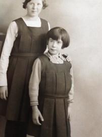 Mum and Auntie Pat