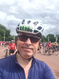 Job done - on the Mall