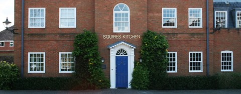 Squires Kitchen's HQ