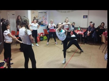 Westerton Primary Dancer Troup