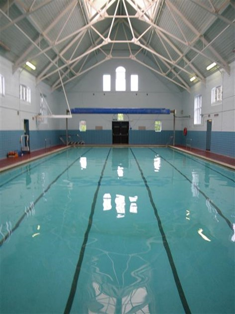 Hatch End Swimming Pool Is Fundraising For Anthony Nolan