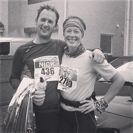 Marathon DONE