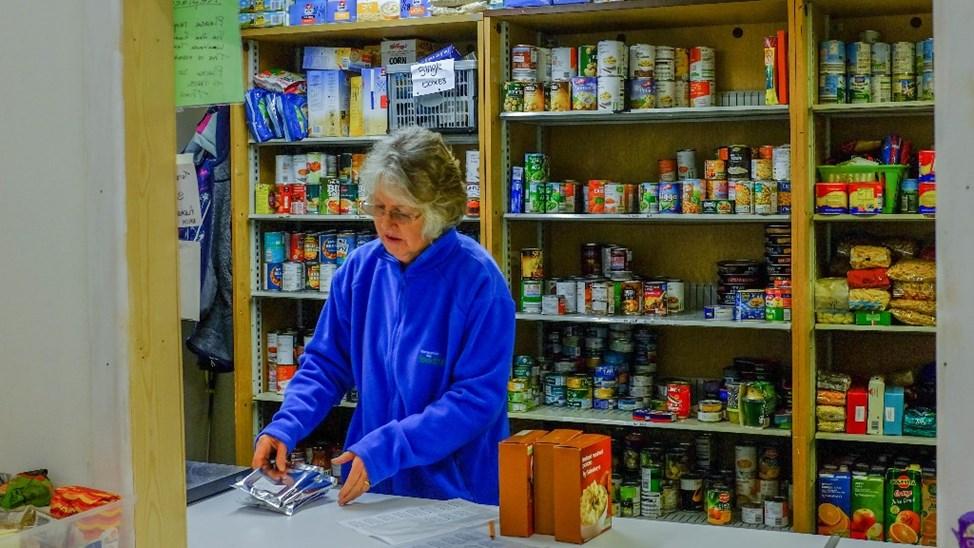 Morecambe Bay Foodbank Needs A New Van Justgiving