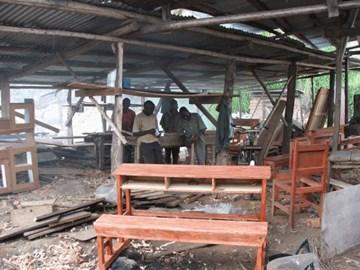 The Desk Workshop