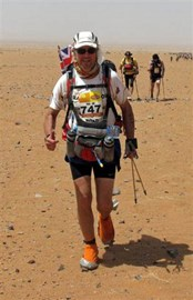 last year on the marathon des sables