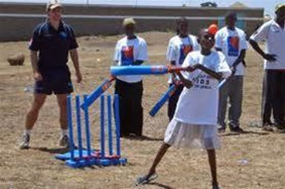 CWB coaches in action in Africa